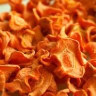 Chipsy marchewkowe