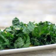 Kalerosse – sałatka z kalerosse
