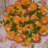 Szybka przekąska z pomidorów