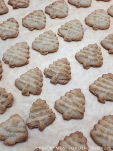 ciasteczka wyciskane ze szprycy