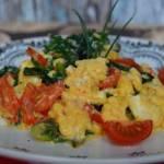 Jajecznica z kalerosse