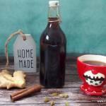 Syrop korzenny do herbaty