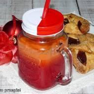 Domowy sok marchwiowy z buraczkiem