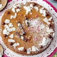 Kokosowy sernik dla diabetyków i osób na diecie bezglutenowej (najlepszy)
