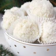 Domowe pralinki kokosowe