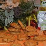 Marchewkowe ciasteczka z ekologicznej mąki