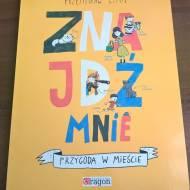Znajdź mnie - książka dla przedszkolaka dla rozwoju spostrzegawczość
