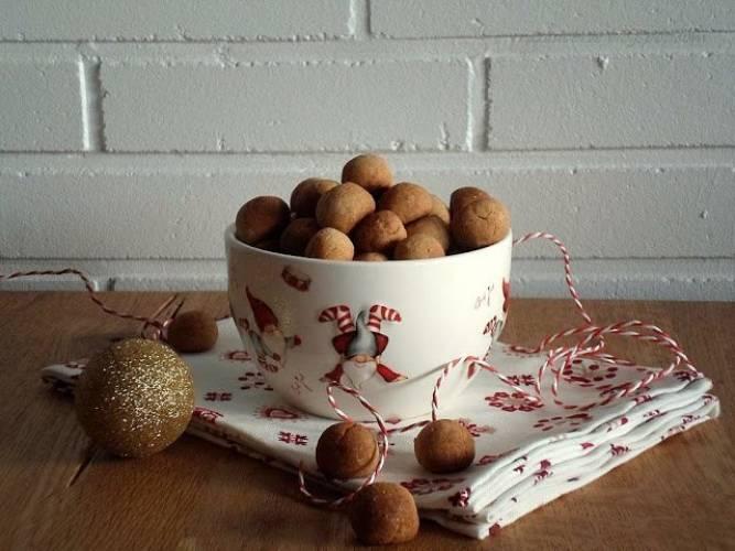 Świąteczne ciasteczka dla alergików (bez glutenu i bez jajek)