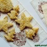 Ciastka z  makiem ( bez glutenu )