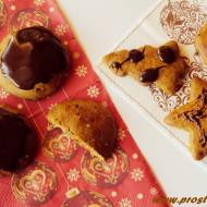 Pierniki kasztanowe (bez glutenu)