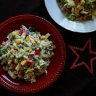 Sałatka Agnieszki (Mama uczy gotować!)