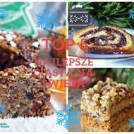 Top 5 - najlepsze ciasta na Boże Narodzenie.