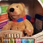 Miś Horacy – zabawka, która podbija serca dzieci.