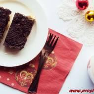 Kruche ciasto z  makiem ( bez glutenu )