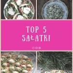 Top 5 - najlepsze sałatki na Sylwestra :)
