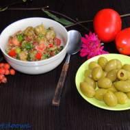 Sałatka z komosą ryżową