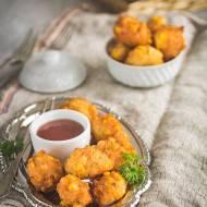 Tod Man Khao Pod – Racuszki kukurydziane z chili