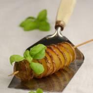 Zakręcone ziemniaki z przyprawami