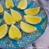 Alko galaretki cytrynowe z limoncello (jelly shots)