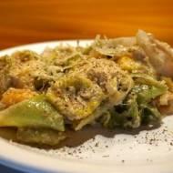 Pesto orzechowe z porem