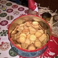 Sylwestrowe krakersy serowe z makiem + propozycje przekąsek