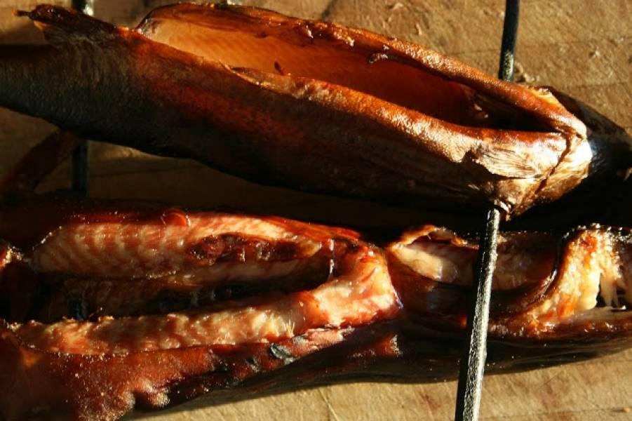 Przepis Na Wędzone Ryby W Jamie Słowianie Tak Robili