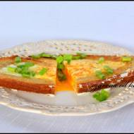 Jajka w grzance