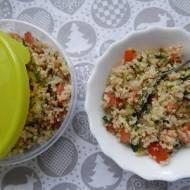 Tabbouleh z komosy ryżowej