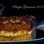 Ciasto Orzechowiec (Miodownik)