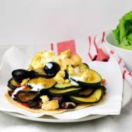 Warzywne Tortille