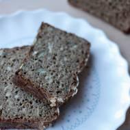Chleb żytni na zakwasie z amarantusem