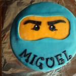 Czekoladowy tort dla wojownika