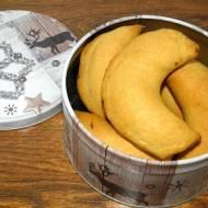 Marokańskie ciastka migdałowe.