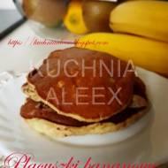 Placuszki bananowe wg Aleex