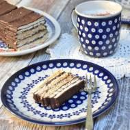 Stefanka – ciasto bez pieczenia na herbatnikach
