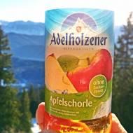 Apfelschorle, czyli niemiecki kultowy napój