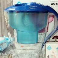 Astra Unimax - nowoczesny dzbanek filtrujący od Dafi - recenzja