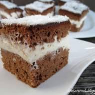 Ciasto a'la wuzetka