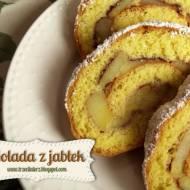 Rolada z jabłek – kuchnia podkarpacka
