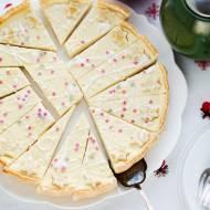 Tarta z białym serem