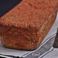 Chleb żytni na własnym zakwasie
