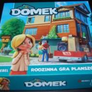 Domek- rodzinna zabawa w budowę wymarzonego domu