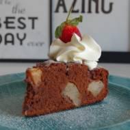 Najprostsze ciasto czekoladowe na świecie