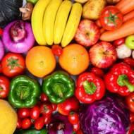 Sezonowość owoców i warzyw - kalendarz