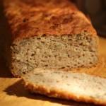 Chleb pszenno żytni z ziemniakami