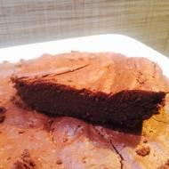 Czekoladowa czekoladowość - najlepsze ciasto czekoladowe (bezglutenowe)
