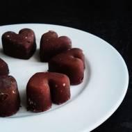 Dietetyczne czekoladki bananowe