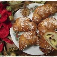 szczodraki - słodkie rogale na święto trzech króli