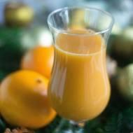 Koktajl wzmacniający odporność pomarańczowy