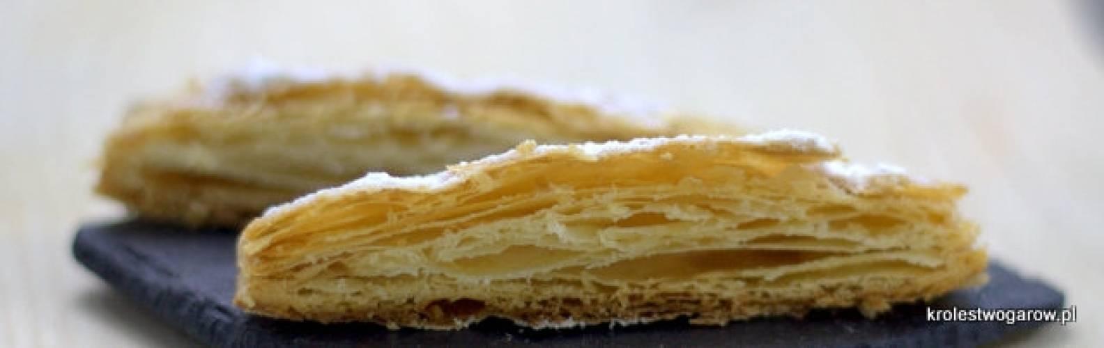 Ciasto francuskie innym sposobem